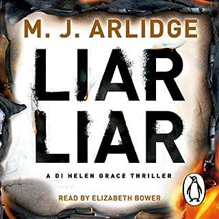 Liar Liar cover art
