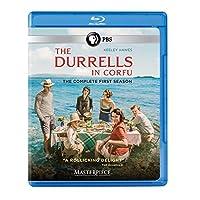 Masterpiece: Durrells in Corfu [Blu-ray] [Import]