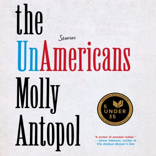 The UnAmericans audiobook cover art