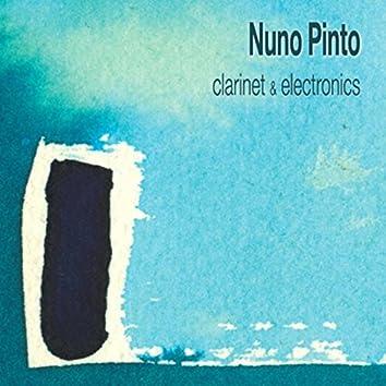 Nuno Pinto - Clarinet & Electronics