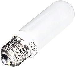 Homyl Flash Modeling Lamp Tube 250w 220V Studio Strobe Bulb Frosted Halogen Light