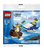 LEGO City Police Watercraft