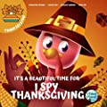 It's a Beautiful Time for I Spy Thanksgiving: Hide and Seek Activity Book for Kids Ages 2-5 and Toddlers with Hidden Pictures, Turkeys, Pumpkins, Farm Animals, Autumn Landscapes and More!