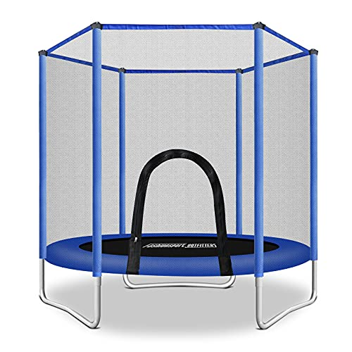 Fashionsport OUTFITTERS Trampoline for Kids Trampoline with...