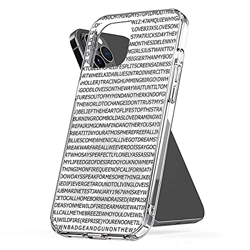 Bakugou Phone Hülle Kompatibel mit iPhone X Se 12 11 8 2020 6 Xr 7 John 6s Mayers Plus Discography Xs Pro Max Mini Samsung Galaxy S20 S21 Ultra Plus
