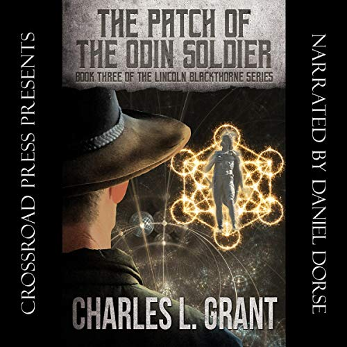 The Patch of the Odin Soldier audiobook cover art