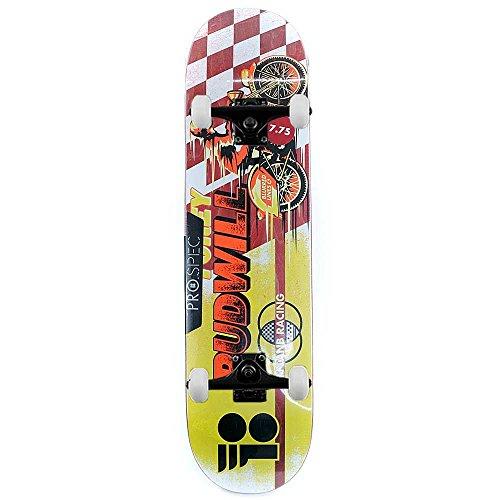 Plan B Torey Pudwill Victory Pro skateboard complete skateboard Pro giallo 19,7cm