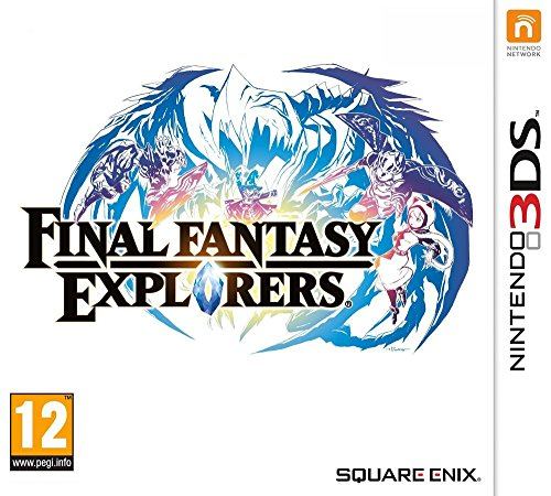 3DS - Final Fantasy Explorers (1 GAMES)