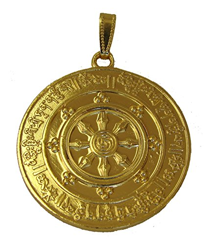 Powerful Protection Against 8 Kinds of Black Magic Medallion