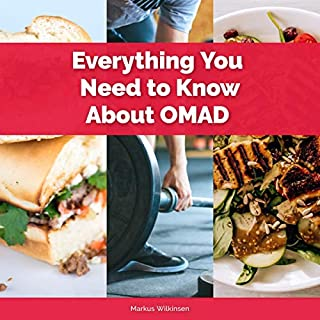 Everything You Need to Know About OMAD audiobook cover art