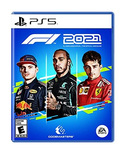 F1 2021 PS5  Amazon $44.88 (Was $59.99)   Amazon UK £46.96 (Was £59.99)…