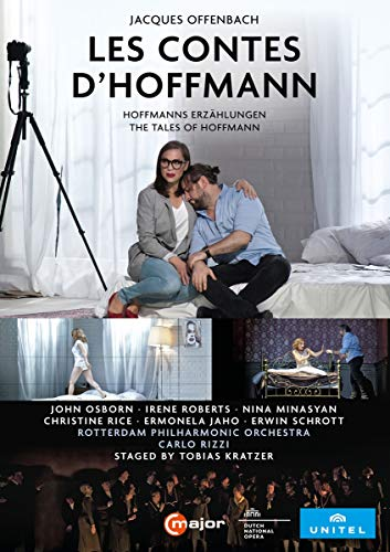 Offenbach: Contes Dhoffmann [Various] [C Major Entertainment: 752808] [2 DVDs]