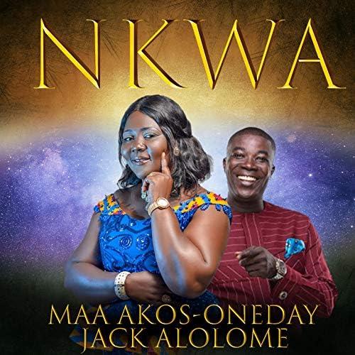 Maa Akos-Oneday feat. Jack Alolome