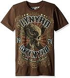Liquid Blue Men's Lynyrd Skynyrd Sweet Home Alabama Short Sleeve T-Shirt,Tie Dye, Small