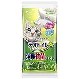 デオトイレ 1週間消臭・抗菌シート 4枚入り×24個 (ケース販売)