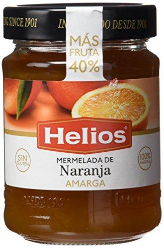 Helios Mermelada Extra Naranja Amarga - 340 gr - , Pack de 6