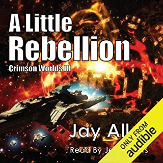 A Little Rebellion cover art