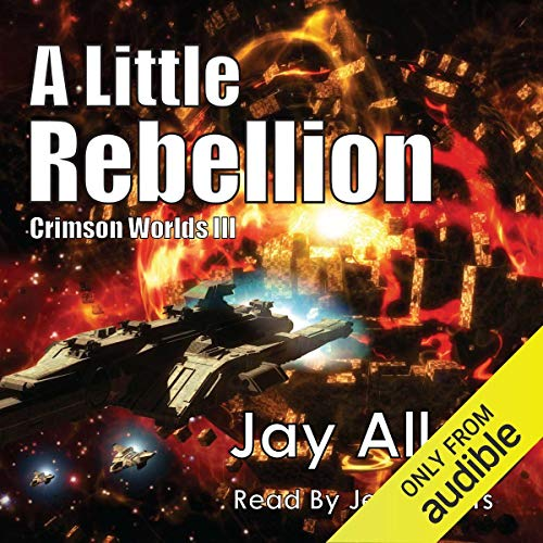 A Little Rebellion audiobook cover art