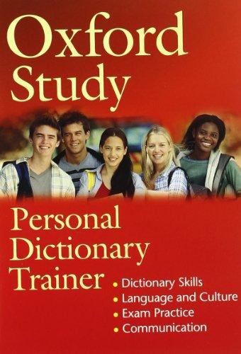 Dizionario Oxford Study: Pack [Lingua inglese]