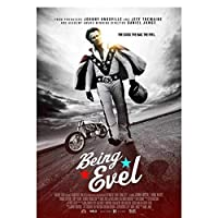 Kyasdp Evelであること映画アートフィルムプリントポスター家の装飾キャンバスにプリント-60X90Cmフレームなし