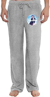 Lily Allen Air Balloon Men's Sweatpants Lightweight Jog Sports Casual Trousers Running Training Pants