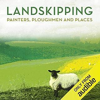 Landskipping audiobook cover art