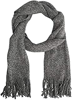 Tarocash Men's Helsinki Textured Scarf for Going Out Smart Occasionwear