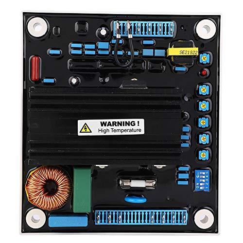 Regulador de voltaje automático AVR de alta calidad Estabilizador de energía para generador sin escobillas EA125-8FC