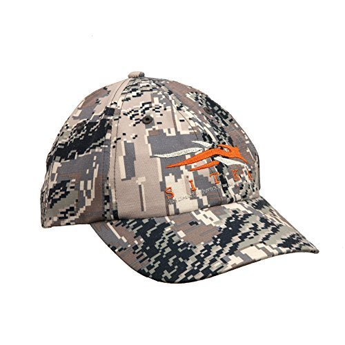 SITKA Gear Sitka Ball Cap Ball Cap, Optifade Open Country, One Size by Sitka Gear