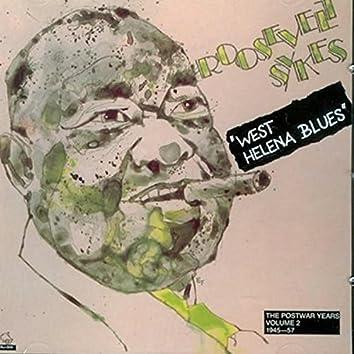 Roosevelt Sykes - West Helena Blues