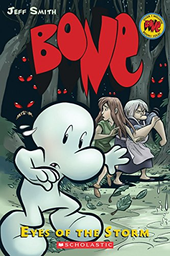 Eyes of the Storm (BONE #3): Eyes Of The Storm