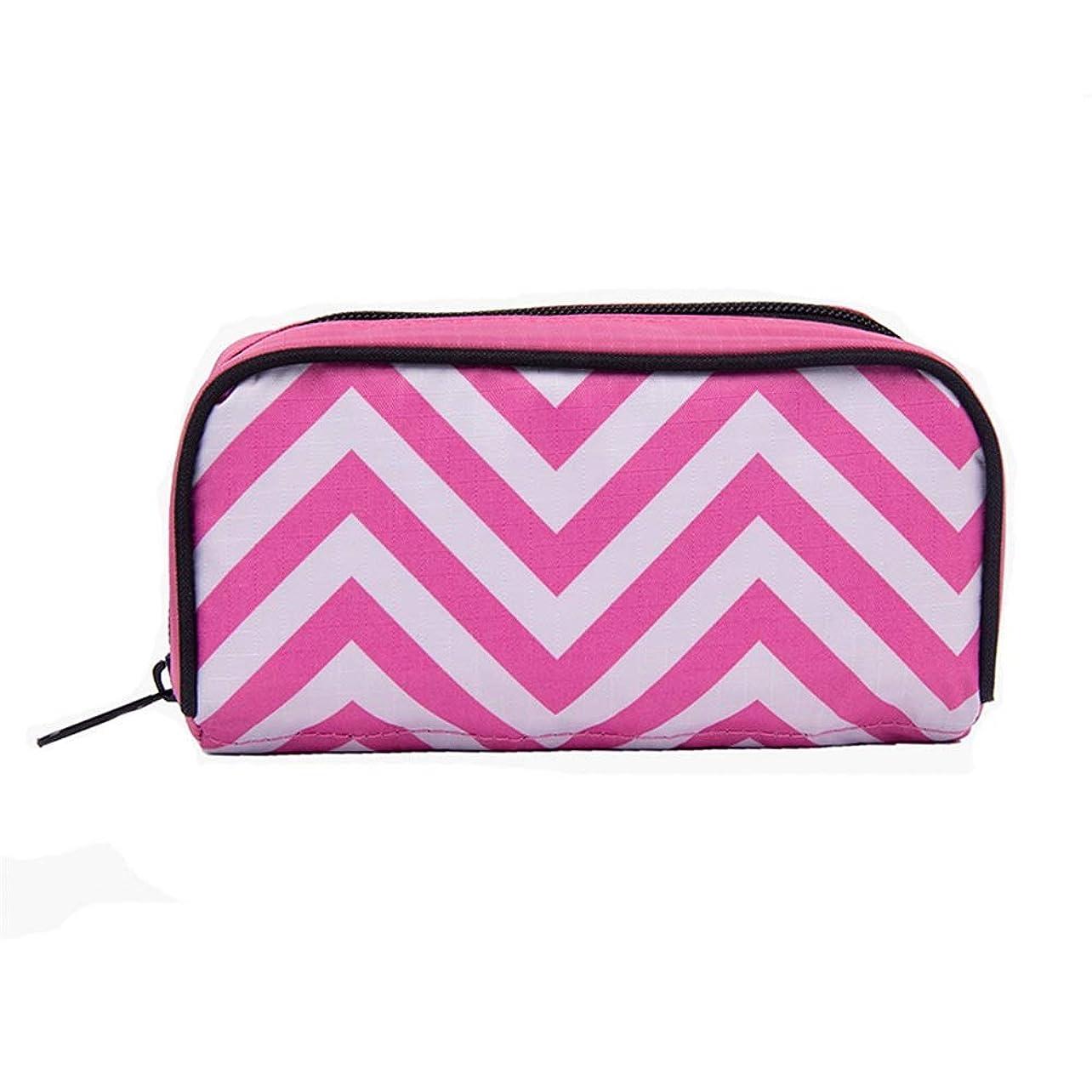 刈る風味雲エッセンシャルオイルストレージボックス ローラーボトル用ケースプレミアム保護キャリングエッセンシャルオイルは、旅行ピンクの場合は最大10本のボトルパーフェクトを保護します 旅行およびプレゼンテーション用 (色 : ピンク, サイズ : 17X8.5X6CM)