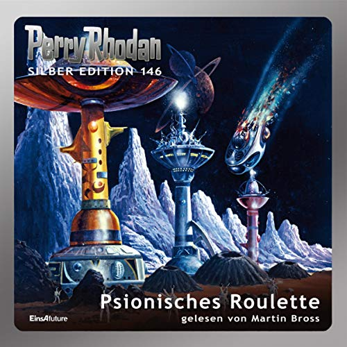 Psionisches Roulette audiobook cover art