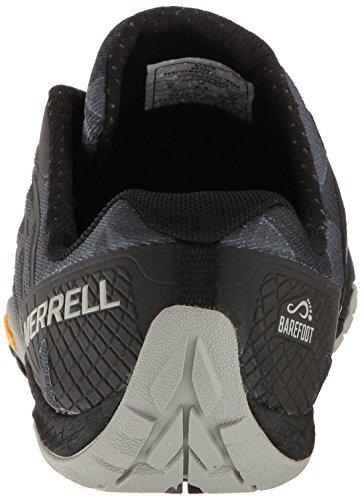 Merrell Women's Glove 4 Trail Runner,Black,8 M US