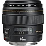Canon EFレンズ EF85mm F1.8 USM 単焦点レンズ 中望遠【並行輸入】