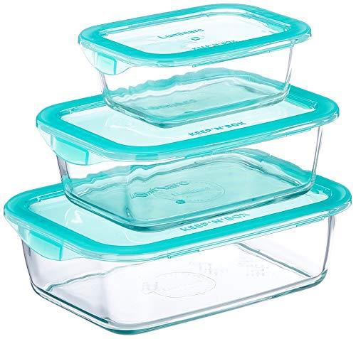Luminarc Keep'n'Box - Pack de 3...