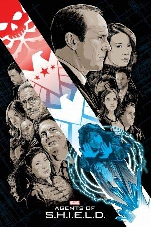 AGENTS OF S.H.I.E.L.D - Imported Movie Wall Poster Print - 30CM X 43CM Brand New Shield marvel