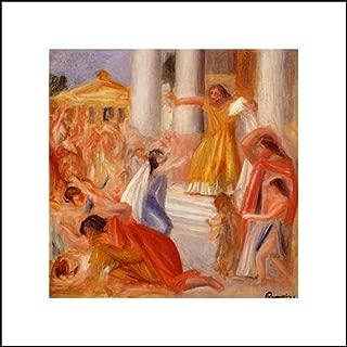 Pierre Auguste Renoir 16x16 Art Print - Oedipus Rex