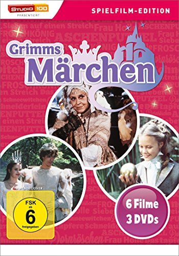 DVD Sprachen: Deutsch