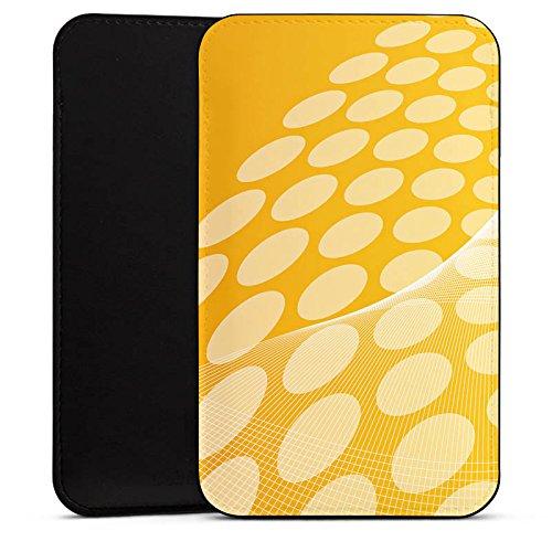 DeinDesign Cover kompatibel mit Wiko Highway Star Hülle Tasche Sleeve Socke Schutzhülle Muster Pattern Punkte