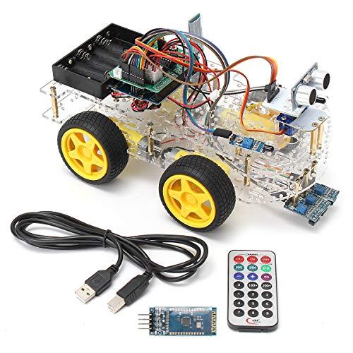 Hengyuanyi R3 Starter-Set mit Allen Sensoren, RFID & Kunststoff-Box, die kompletteste Ultimate-Starter, Robotik, Elektronik