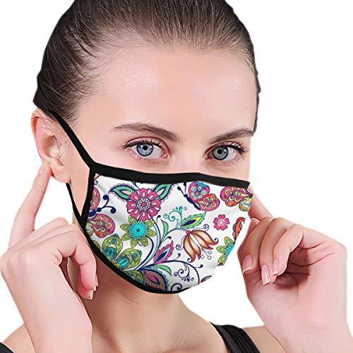 Masken Pfauenfeder (13) Gesichtsmaske für Jugendliche Männer Frauen Outdoor-Radsport im Winter