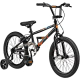 Mongoose 18' Switch Boys' Freestyle Bike R1840WMDS, Black