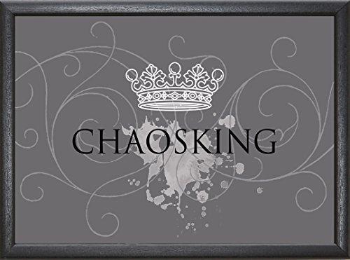 Andrew´s Knietablett Laptray mit Kissen Tablett für Laptop Chaosking