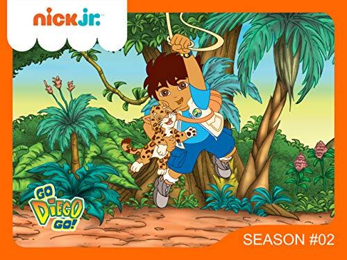 Go, Diego, Go! Season 2