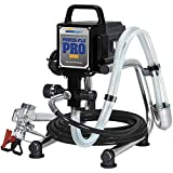 HomeRight Power Flo Pro 2800 C800879 Airless Paint Sprayer Spray Gun, Power Painting for Home Exterior, Fence, Shed, and Garage 2800 psi, 0.24 gpm