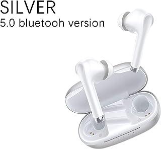 Auriculares inalambricos DIVI, TWS 2019 (BT, Blanco