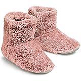 ルームシューズ 北欧 スリッパ 冬 暖かい もこもこ ルームブーツ あったか ボアスリッパ 可愛い 靴 おしゃれ 滑り止め 静音 シューズ 洗濯可 室内履き専用 冬専用 メンズ レディース