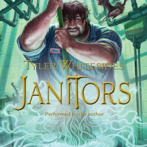 Janitors audiobook cover art