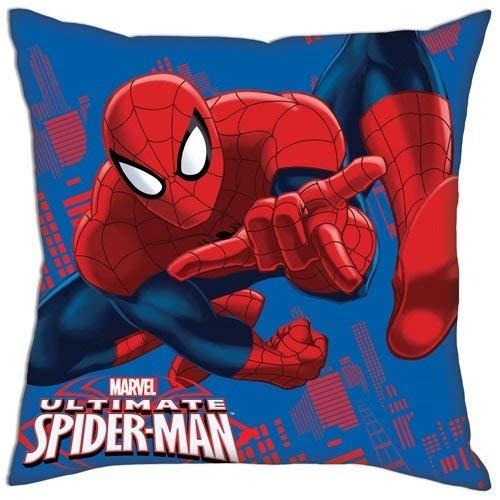 Marvel Spider-Man Kissen 1, Polyester, Rot/Blau